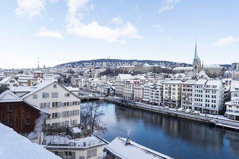 Stare Miasto w Zurichu / fot. Switzerland Tourism
