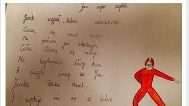 List Nataszy do Jana Szymańskiego