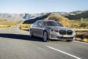 Nowe BMW serii 7 - cennik 2019. Duże nerki dużo kosztują