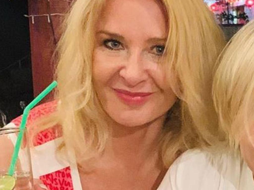 Majka Jeżowska na urlopie