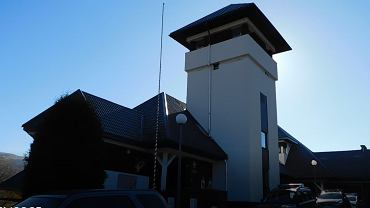Jednostka Straży Granicznej w Ustrzykach Górnych