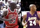 Porównano grę Kobego Bryanta i Michaela Jordana. Niezwykłe podobieństwo wywołuje ciarki [WIDEO]