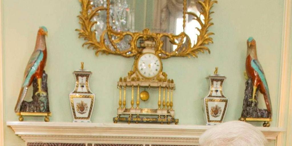 Apartament królowej Elżbiety