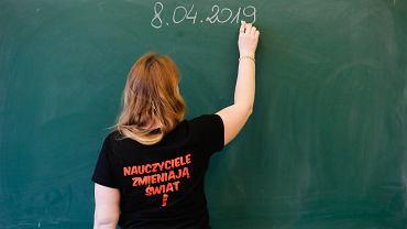 Strajk nauczycieli już 8 kwietnia.