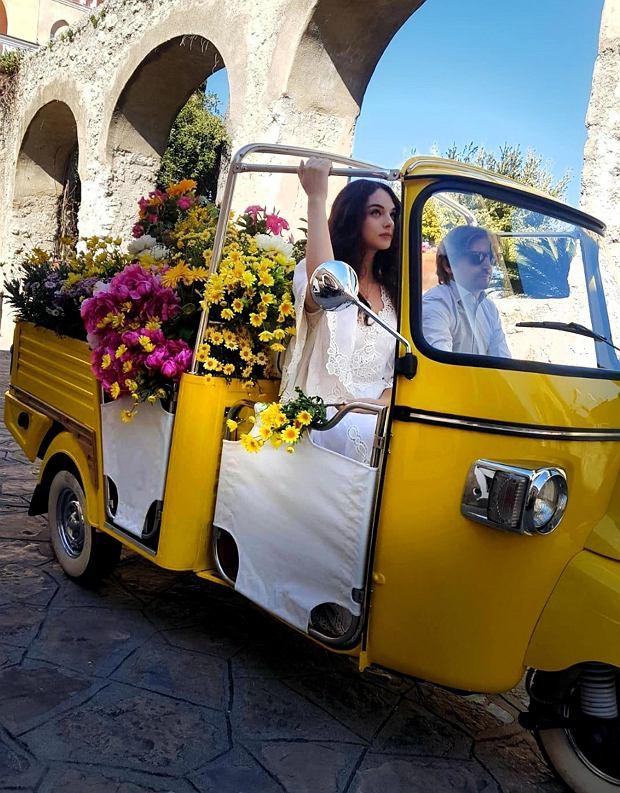 Deva Cassel - córka Moniki Bellucci i Vincenta Cassela - w reklamie Dolce&Gabbana