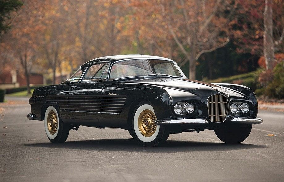 1953 Cadillac 62 Coupe by Ghia