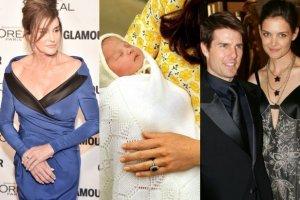 Caitlyn Jenner, księżniczka Charlotte, Tom Cruise i Katie Holmes