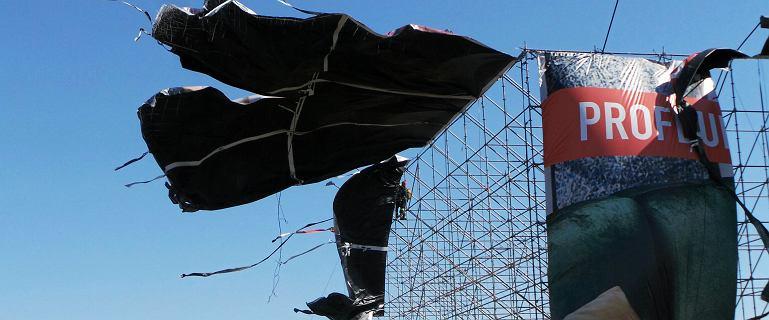 Pogoda. IMGW ostrzega przed silnym wiatrem w trzech województwach