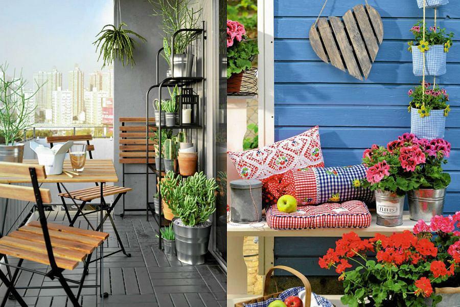 Balkon - jakie dodatki