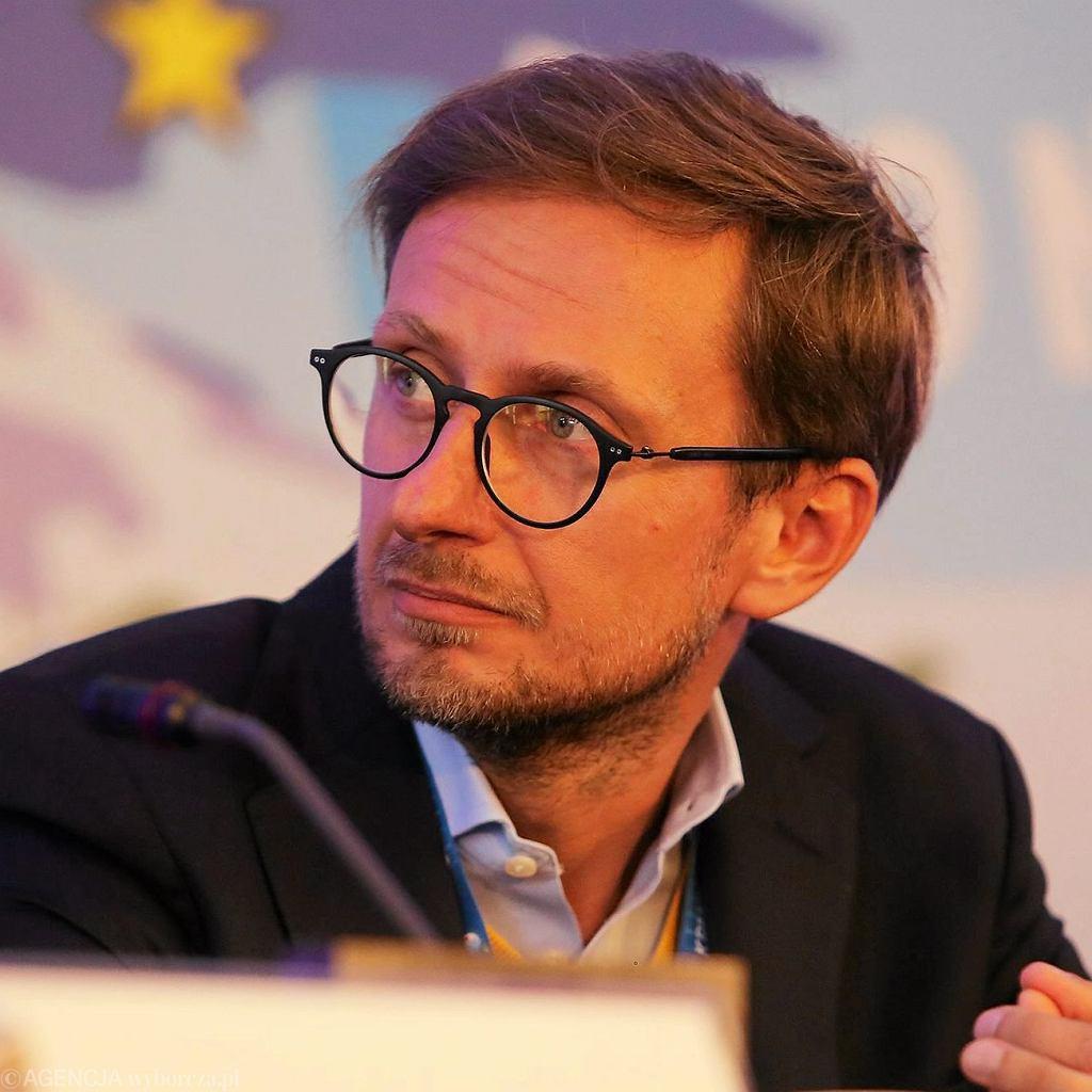 Prezes Agora S.A. Bartosz Hojka, Forum Ekonomiczne w Krynicy-Zdroju