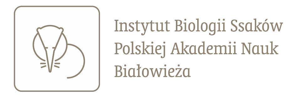 Logo Instytutu Badania Ssaków PAN/