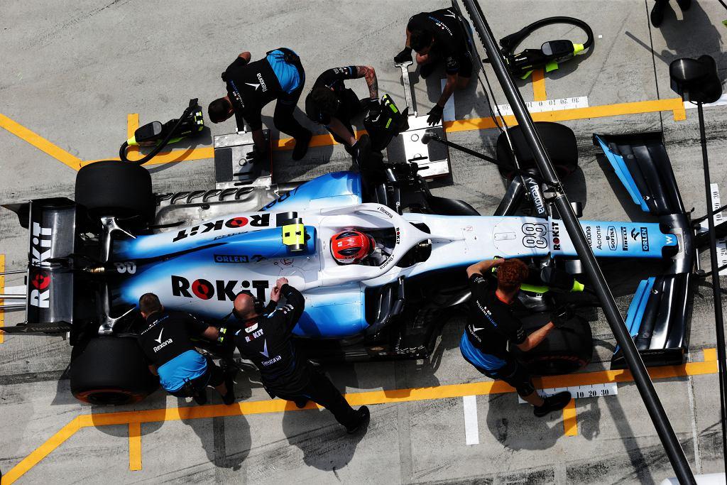 eMotor Racing - Formula One World Championship - Chinese Grand Prix - Qualifying Day - Shanghai, China