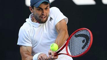 Sensacja w Australian Open. Kwalifikant lepszy od turniejowej
