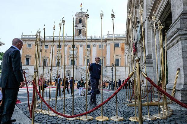 W Rzymie trwają przygotowania do 60. rocznicy podpisania Traktatów rzymskich