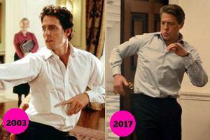 Hugh Grant w 'Love Actually' i 'Love Actually 2'