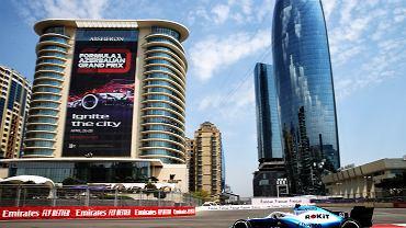 gMotor Racing - Formula One World Championship - Azerbaijan Grand Prix - Practice Day - Baku, Azerbaijan