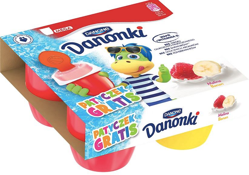 Badania przeprowadzone przez markę Danonki dowodzą, że polscy rodzice nie wiedzą, ile produktów mlecznych powinny jeść dzieci