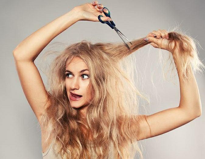 Masz Zniszczone Włosy Radzimy Jak Je Odbudować