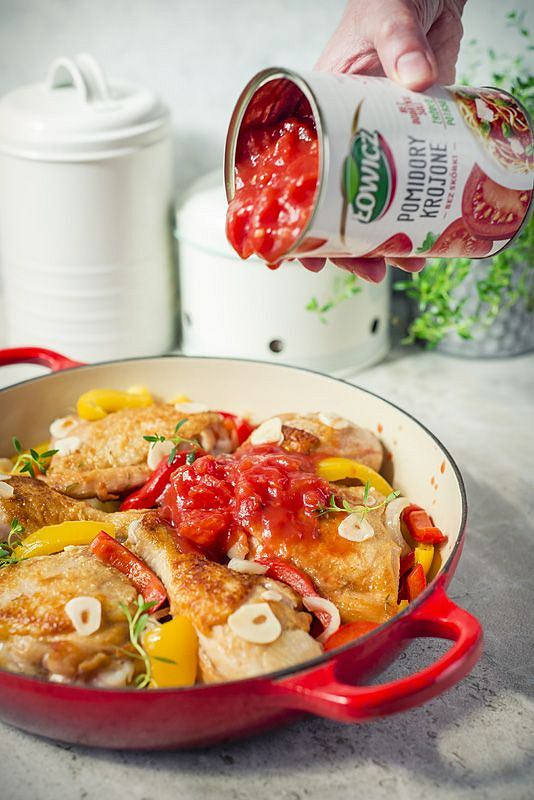 Unikalne rozwiązanie od Łowicza - sprawdź, jak łatwo teraz wycisnąć pomidooora!
