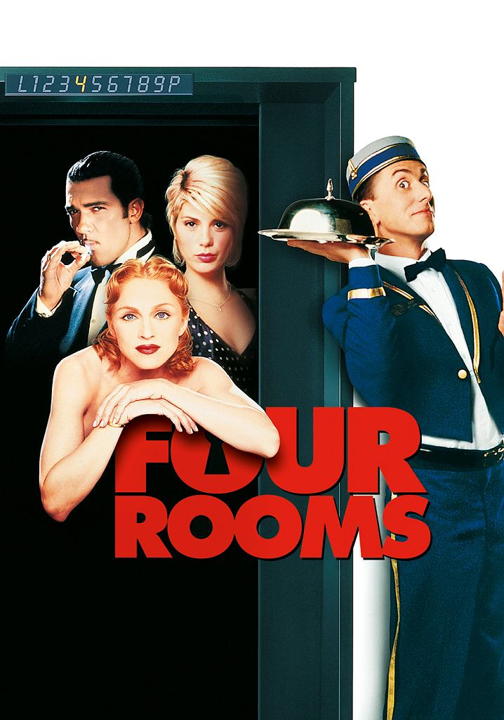 Cztery pokoje, plakat / mat. promocyjne