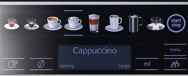 Ekspres do kawy Simens EQ6 plus
