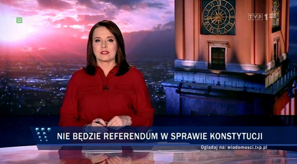 'Wiadomości', Danuta Holecka