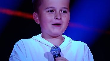 12-letni Mikołaj 'The Voice Kids'