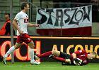 El. MŚ 2014. Polska - Anglia 1:1. Wawrzyniak ofensywny