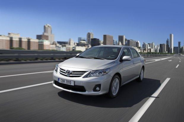 Toyota Corolla z 2010