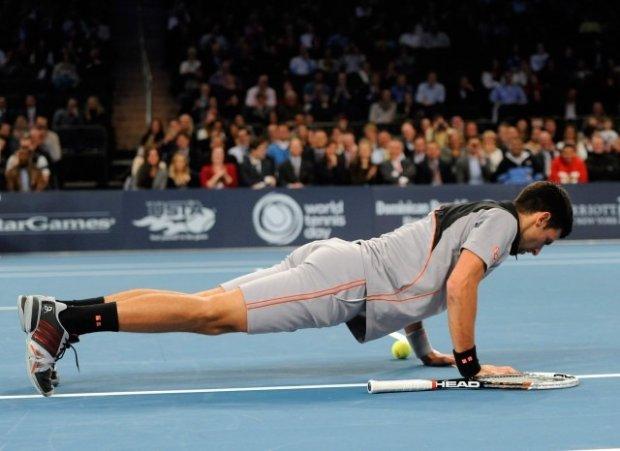 Djoković, światowy dzień tenisa
