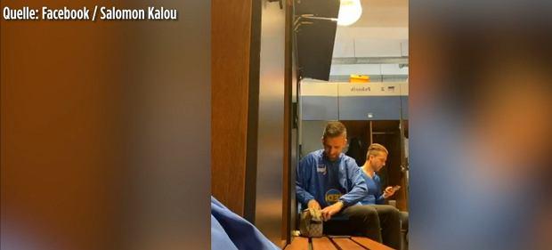 Piłkarze Herthy złamali zasady izolacji. Salomon Kalou wszystko nagrał. Burza w Niemczech
