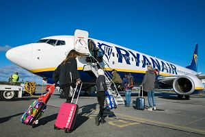 Nowe zasady odprawy w Ryanairze. Nie dopłacisz, będziesz miał mniej czasu