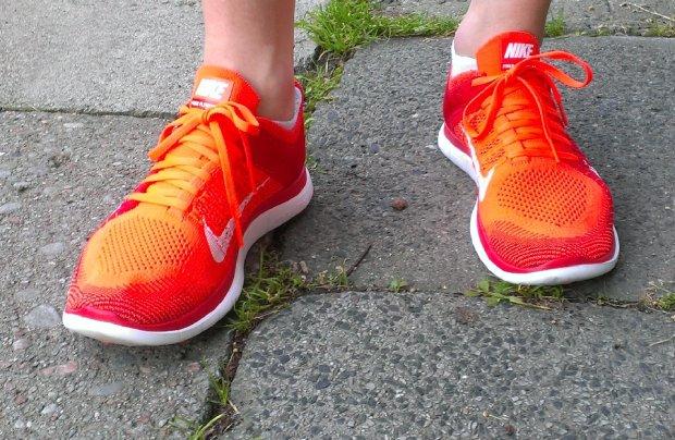 pas cher pour réduction e0500 ac4eb Jak się biega w Nike Free 4.0 Flyknit? [TEST]