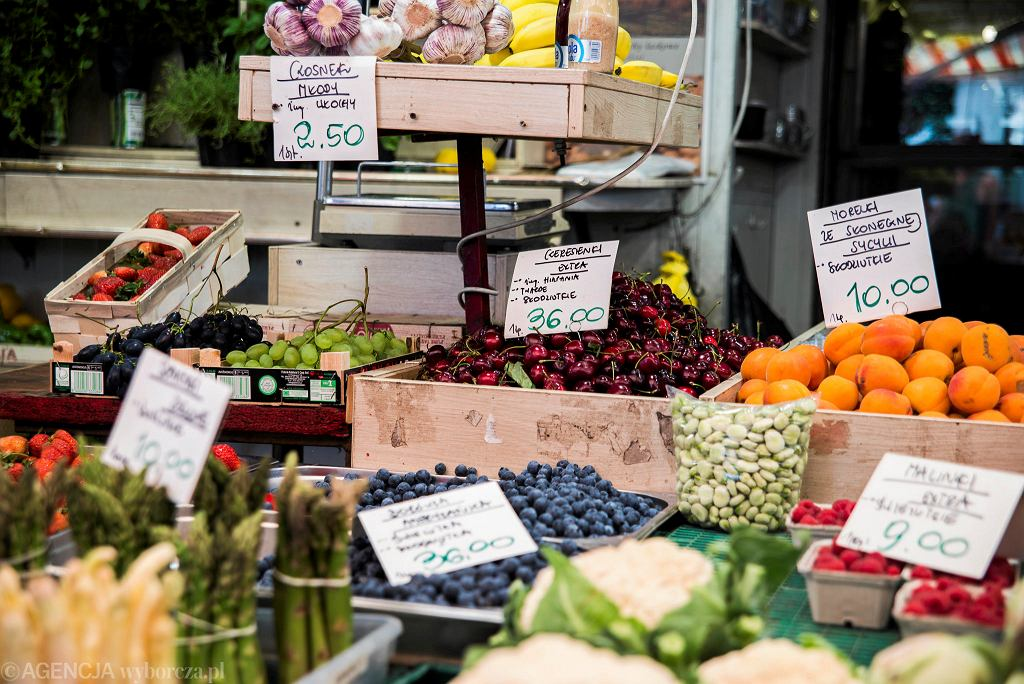 Ceny żywności w górę