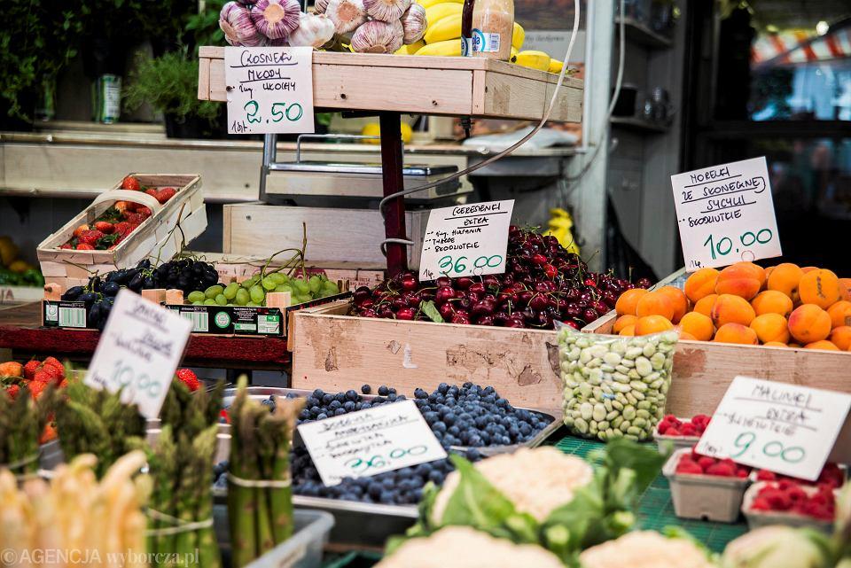 Ceny żywności w górę, najmocniej zdrożały warzywa