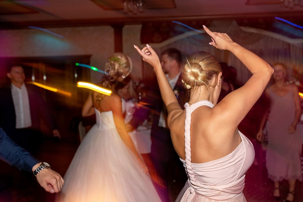 ?Wedding,Party.,Guests,And,Bridesmaids,Having,Fun,And,Dancing,On