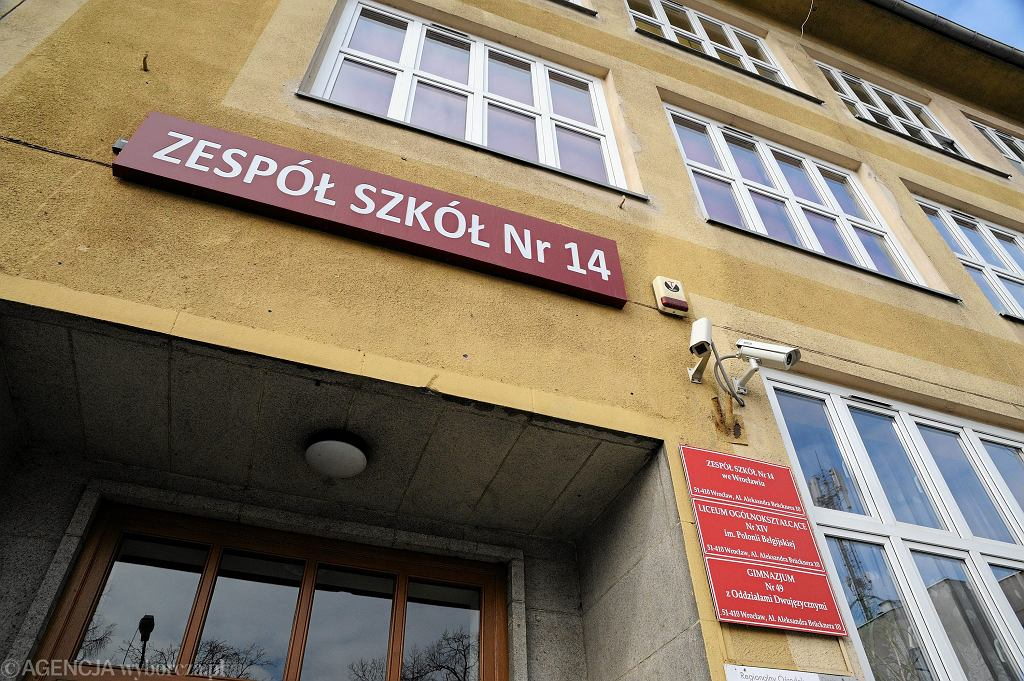 Ranking liceów we Wrocławiu wygrywa XIV LO im. Polonii Belgijskiej