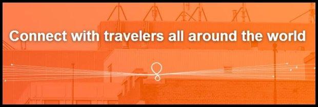 Połączyć się można na różne sposoby... / couchsurfing.org