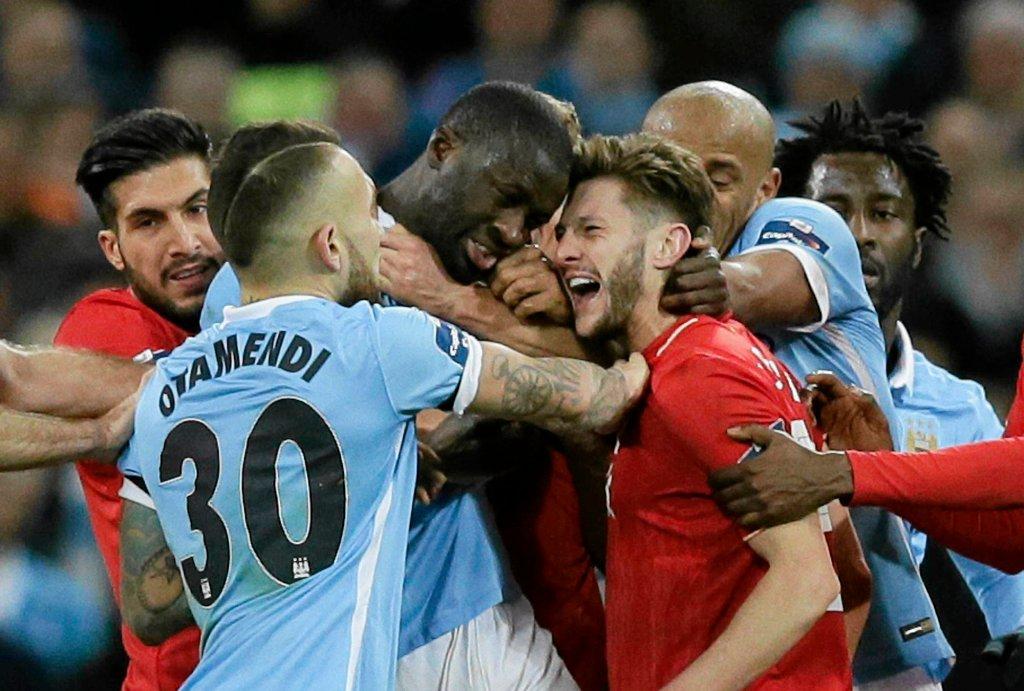 Awantura podczas ostatniego meczu Liverpoolu i Manchesteru City