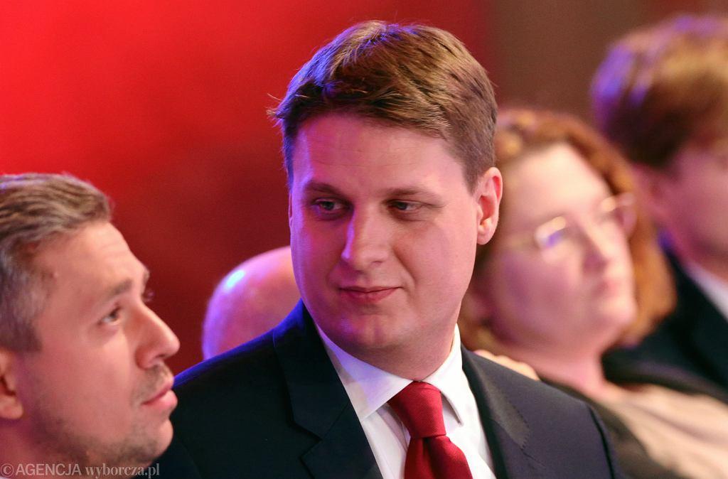 Prezes Polskiej Fundacji Narodowej Filip Rdesiński