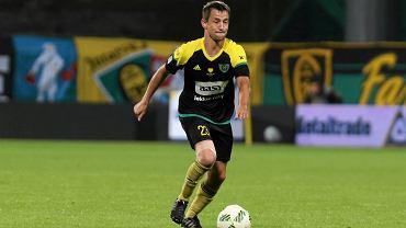 GKS Katowice - Stal Mielec 1:0. Łukasz Pielorz
