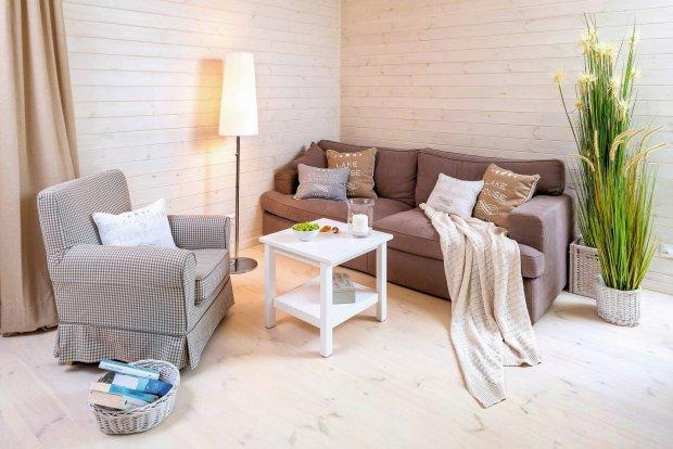 Wnętrza pełne drewna - przegląd waszych domów