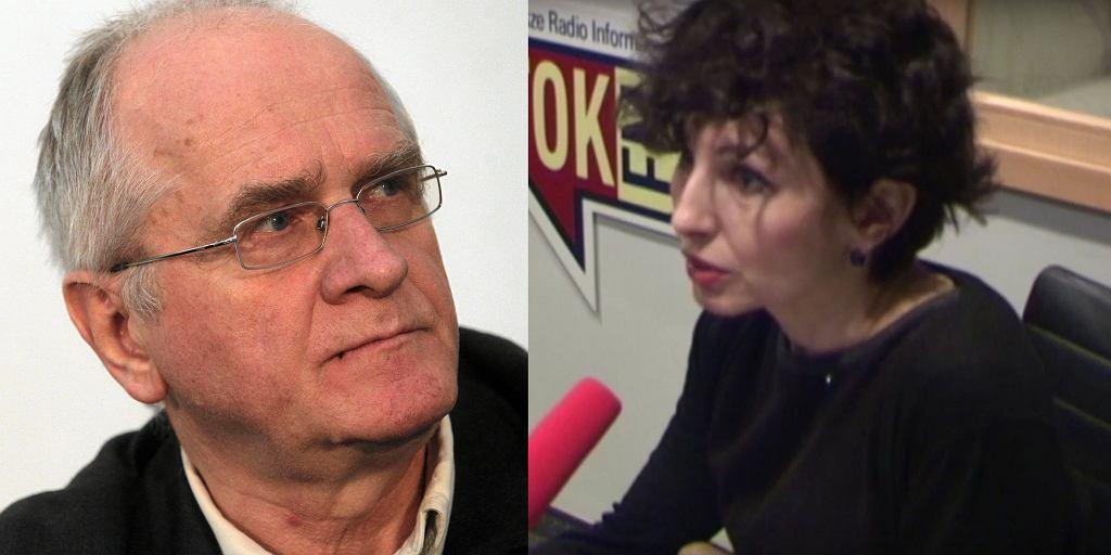 Krzysztof Czabański, Renata Kim