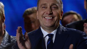 Grzegorz Schetyna. Zdjęcie ilustracyjne