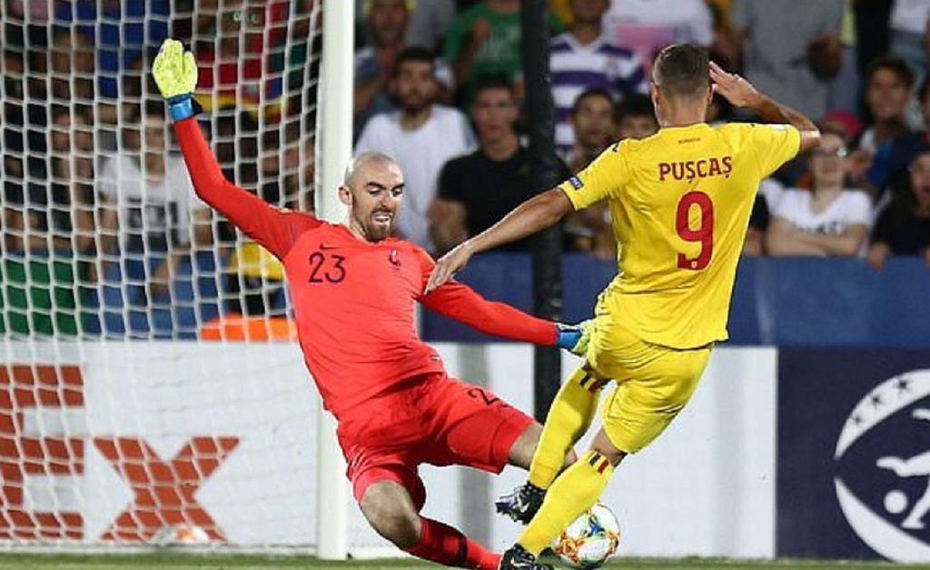 Rumunia - Francja