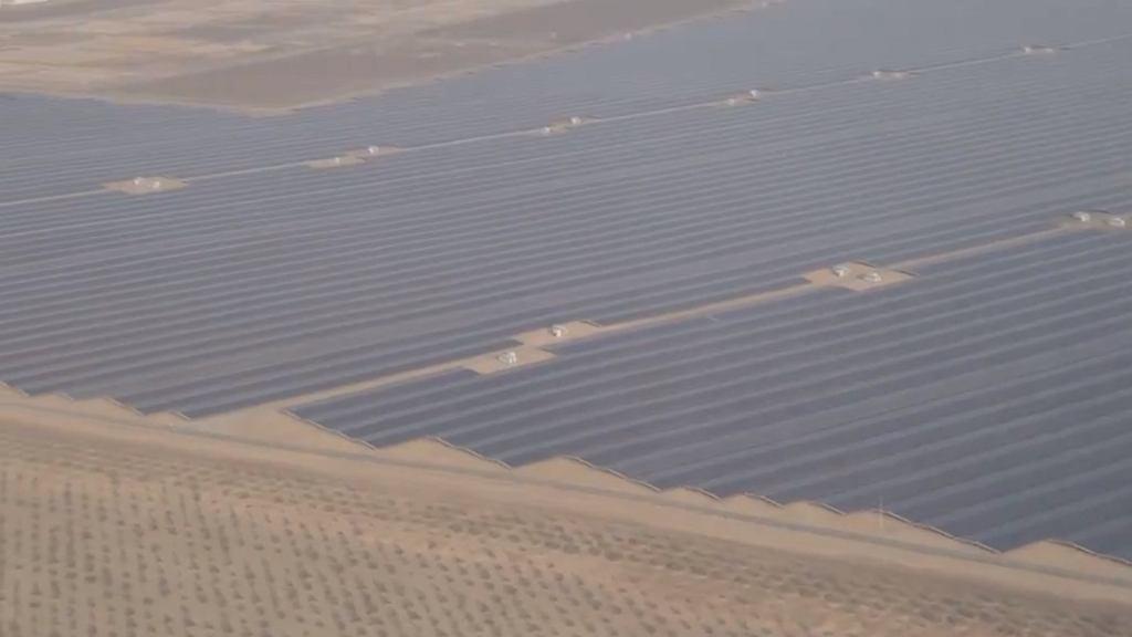 Największa elektrownia słoneczna na świecie powstała w ZEA
