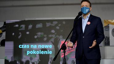 Rafał Trzaskowski zapowiedział projekt Campus - Polska Przyszłości