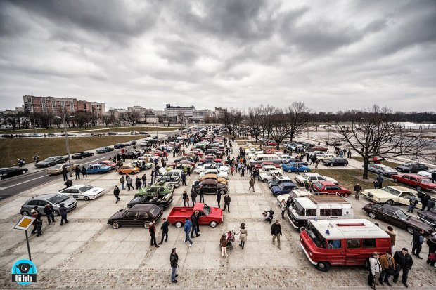 YOUNGTIMER WARSAW 2016