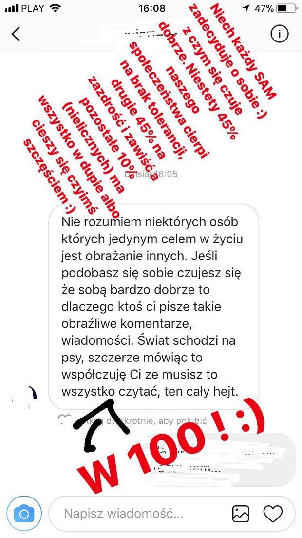 Ewelina z 'Warsaw Shore' odpowiada hejterom
