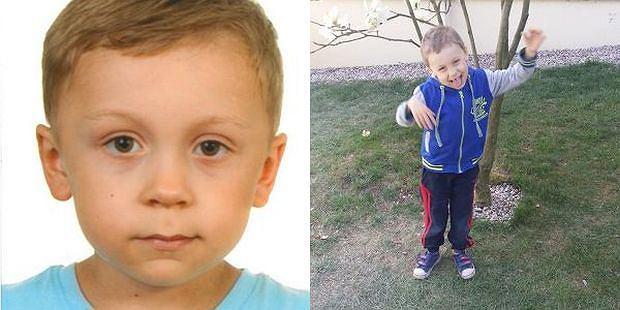 Warszawska policja poszukuje pięcioletniego Dawida Żukowskiego z Grodziska Mazowieckiego